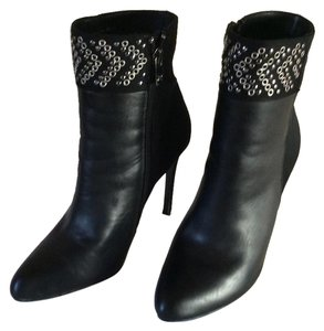 Adrianna Papell Ankle Sale Sale Under $100 Black Boots