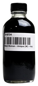 Boutique 9 Black Woman: Unique (W) - 4 oz...one-of-a-kind femininity
