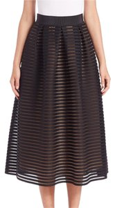 A.B.S. by Allen Schwartz Skirt black