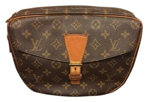 Louis Vuitton Geniune Speedy Cross Body Bag