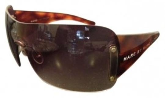 Preload https://item1.tradesy.com/images/marc-by-marc-jacobs-brown-sunglasses-194420-0-0.jpg?width=440&height=440