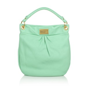 Marc by Marc Jacobs Classic Q Hillier Minty Hobo Bag
