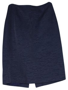 Max Mara Skirt deep navy