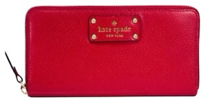 Kate Spade Kate Spade Wellesley Zip Around Wallet