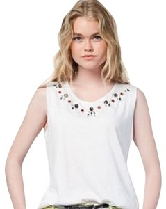 Zara Top White