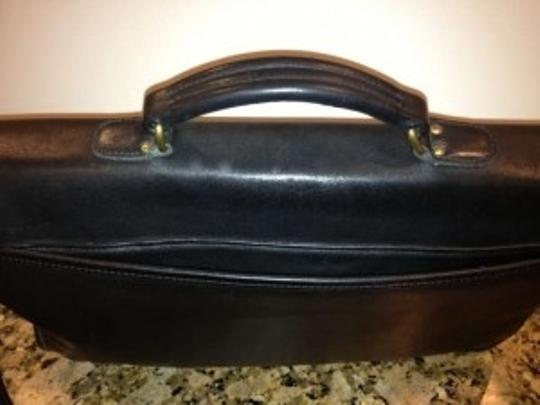Coach Usa Made Classic Briefcase Vintage Laptop Bag