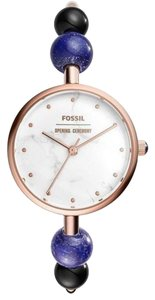 Fossil Fossil Women's Opening Ceremony Stainless Steel Bangle Watch OCF1001