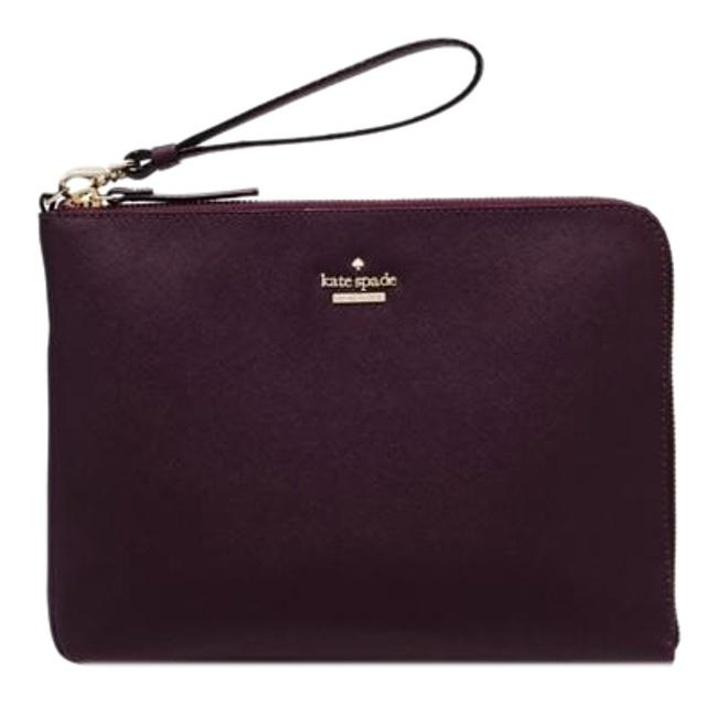 Item - Mahogany Everpurse X New York Quentin Wristlet Pouch Tech Accessory