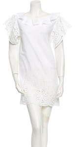 By Malene Birger short dress White on Tradesy