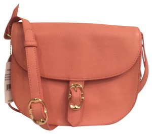 Emma Fox New Nwt Leather Cross Body Bag