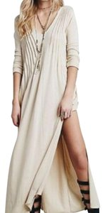 Champagne Maxi Dress by Free People