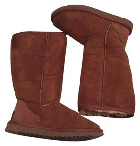 UGG Australia Uggs Classic Tall Chestnut Boots