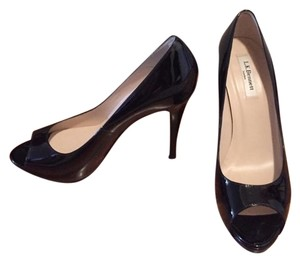 L.K. Bennett Black Pumps