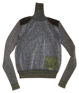 Dior Rare Turtleneck Sparkleknit Sweater