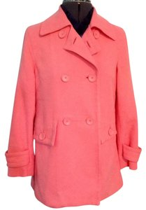 Banana Republic Pea Mod Pea Coat