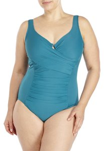 Miraclesuit Magicsuit by Miraclesuit Ambrosia One Piece Swimsuit
