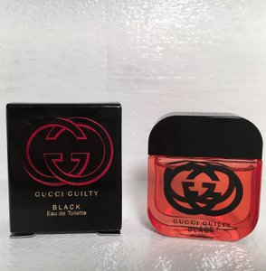 Gucci NEW Gucci Guilty Black Eau de Parfum Mini Fragrance 5 ml 0.16 Fl. oz