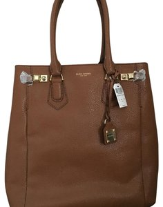 Henri Bendel Satchel in Brown