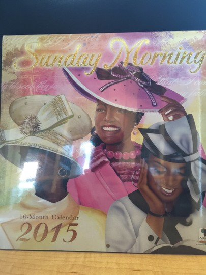 African American Expressions 2015 Calendar & Journal Set; Sunday Morning [ SisterSoul Closet ]