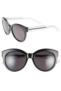 Gucci GUCCI GG3749S 53mm Cat Eye Sunglasses