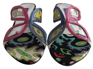 Emilio Pucci Multicolor Sandals