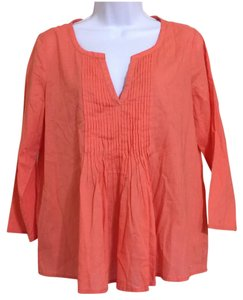 Gap Pleated Tunic