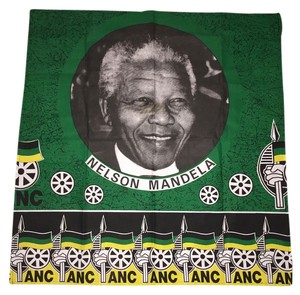 Other Nelson Mandela ANC Banner [SisterSoul Closet ]