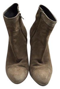 Barneys Co-Op Barneys Fall Suede Grey Boots