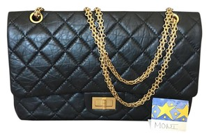 Chanel Reissue Leather Classic Quilted Shoulder Bag