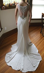 Demetrios Demetrios Platinum Dp292 Wedding Dress