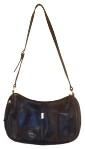 Etienne Aigner Leather Logo Flash Sale Shoulder Bag