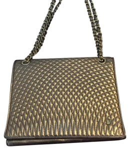 Bally gold quilted chain bag Shoulder Bag