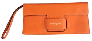 Kate Spade Wristlet in Orange