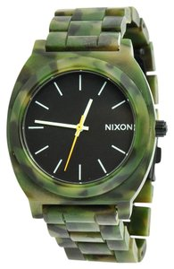Nixon * Acetate MORE IS MORE Time Teller Watch