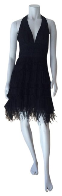 Preload https://img-static.tradesy.com/item/19445981/bcbgmaxazria-black-knee-length-cocktail-dress-size-6-s-0-1-650-650.jpg