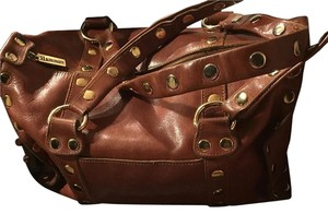 Hammitt Satchel in Cognac