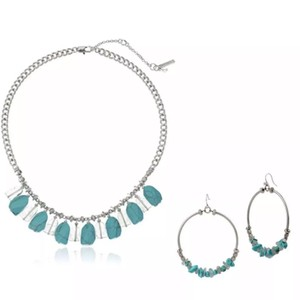 Kenneth Cole Necklace & Earrings