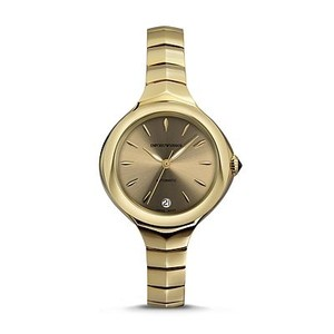 Emporio Armani Swiss Made Emporio Armani Swiss Made Women's Fluid Deco Watch ARS8205