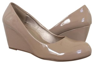 CL by Chinese Laundry Nude Pump Wedges