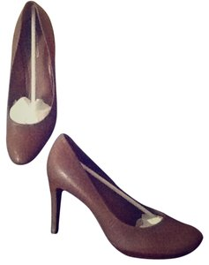 Bottega Veneta Brown Pumps