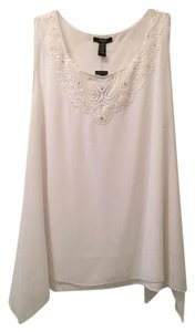 Alfani Bright Top White