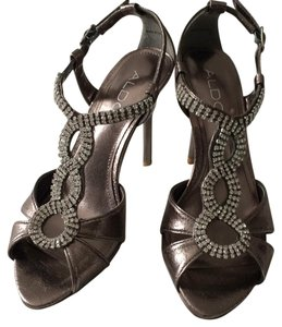 ALDO Pewter Formal