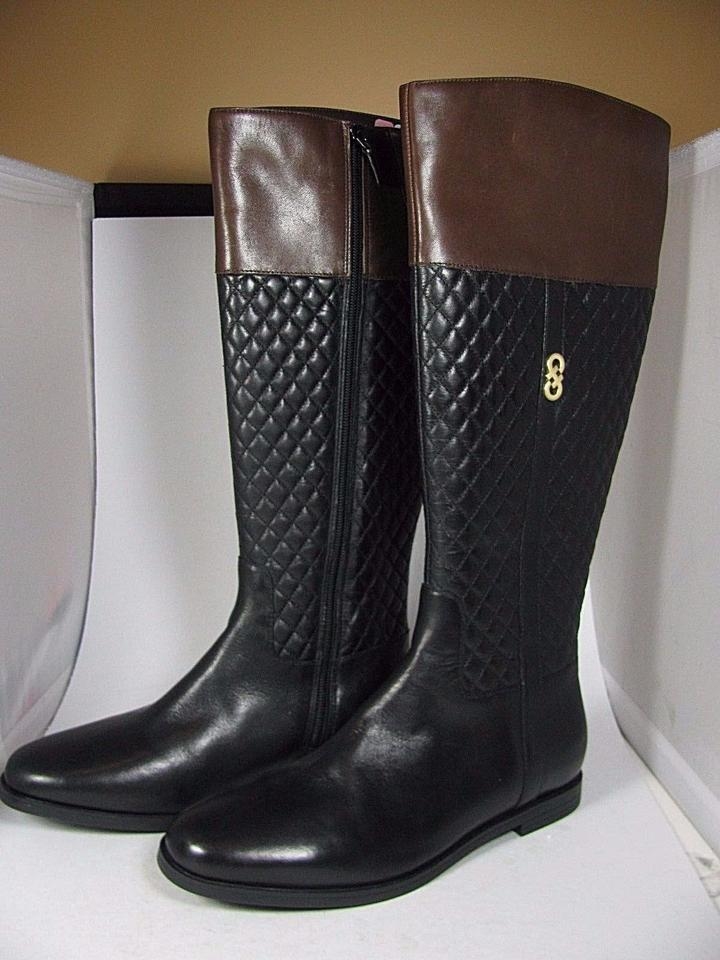 quilt women for riding sw size w products black quilted tall ld boots