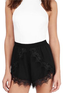 Tobi Mini/Short Shorts Black