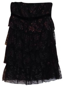 Ruth - Belk Lace Ruffle Teired Tiers Dress