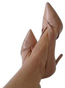 Nine West Leather Party beige Formal