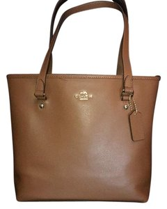 Coach Tote in Tan (imsad)