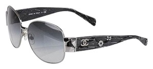 Chanel Chanel Metal Frame Gradient Tint with Swarovski Crystals 4174-B