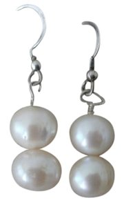 Sterling Freshwater Pearl Dangle