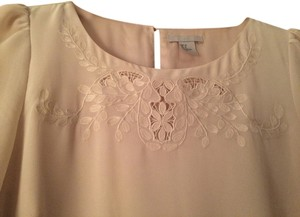 H&M Top Deep Ivory